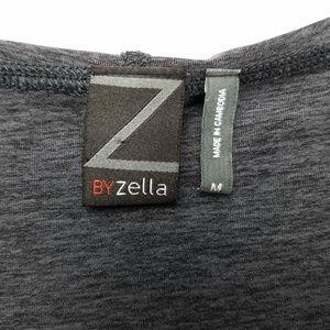 Zella Tops - Zella Gray Dynamic Long Sleeve Hoodie Top